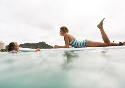Exploring Oahu & the Pipe Masters with Billabong Womens